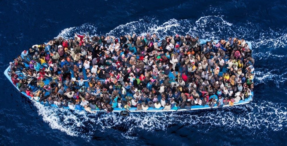 Are Refugees human beings…?