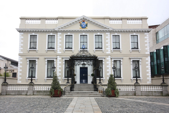 The Mansion House, Dublin: A brief history