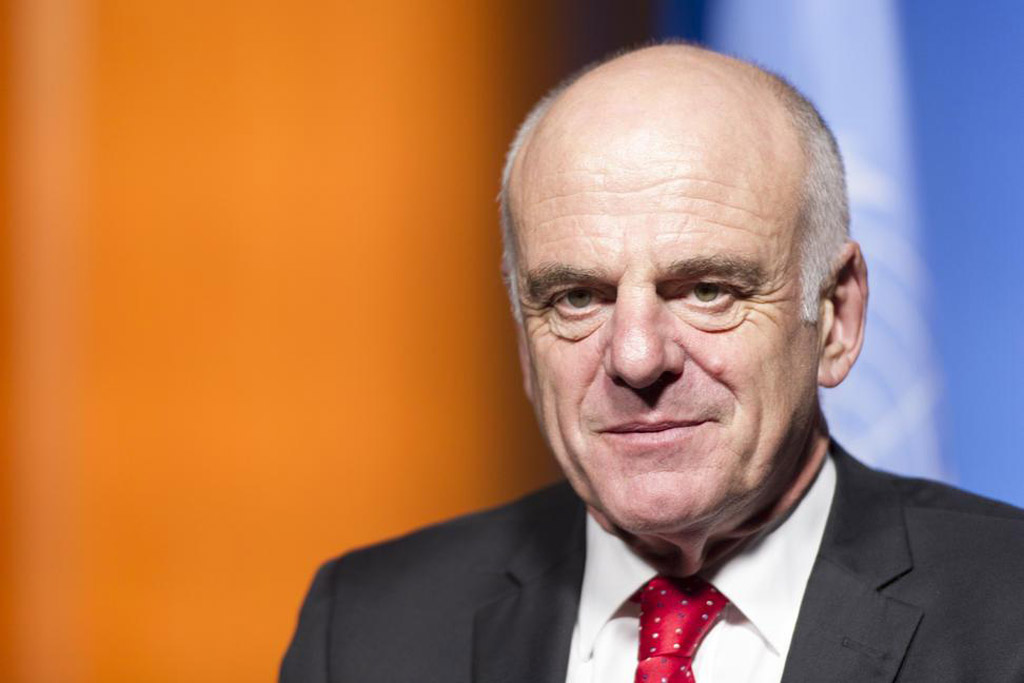 Interview with Dr David Nabarro