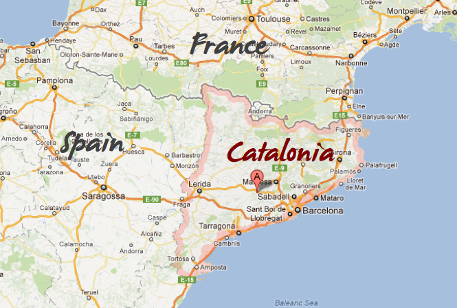 QUO VADIS CATALONIA? - Part Two Catalonia, Europe and the World by Albert Pont, President, Catalan Circle for Business (www.ccncat.cat)